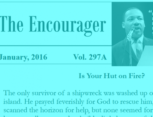 Encourager Online – February 2016 Edition